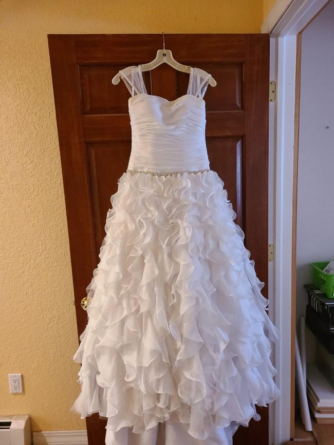 David's Bridal WG311B
