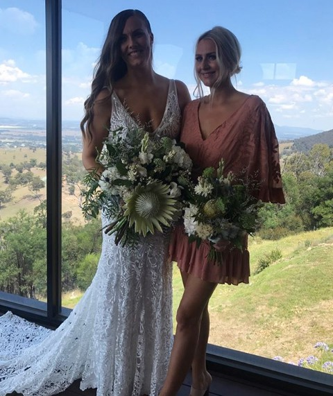 Second Hand Wedding Gown: Made With Love Sasha Gown Second Hand Wedding Dress On