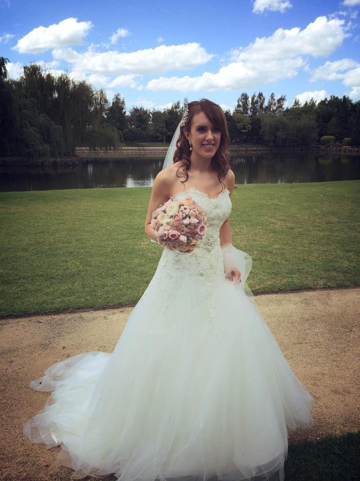 Mia Solano M1305l Second Hand Wedding Dress Save 82