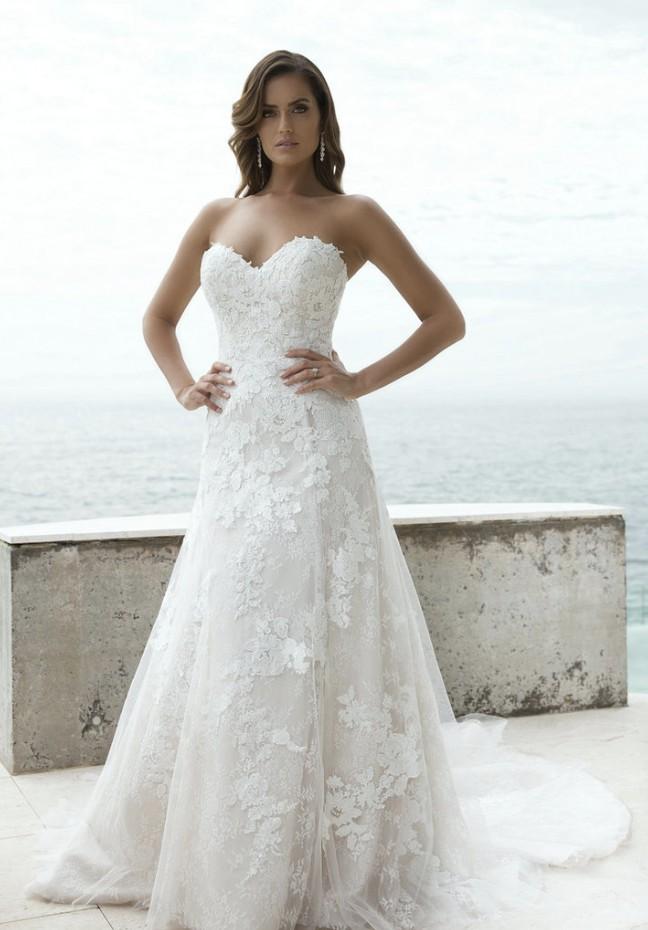 Mia Solano Piper Gown