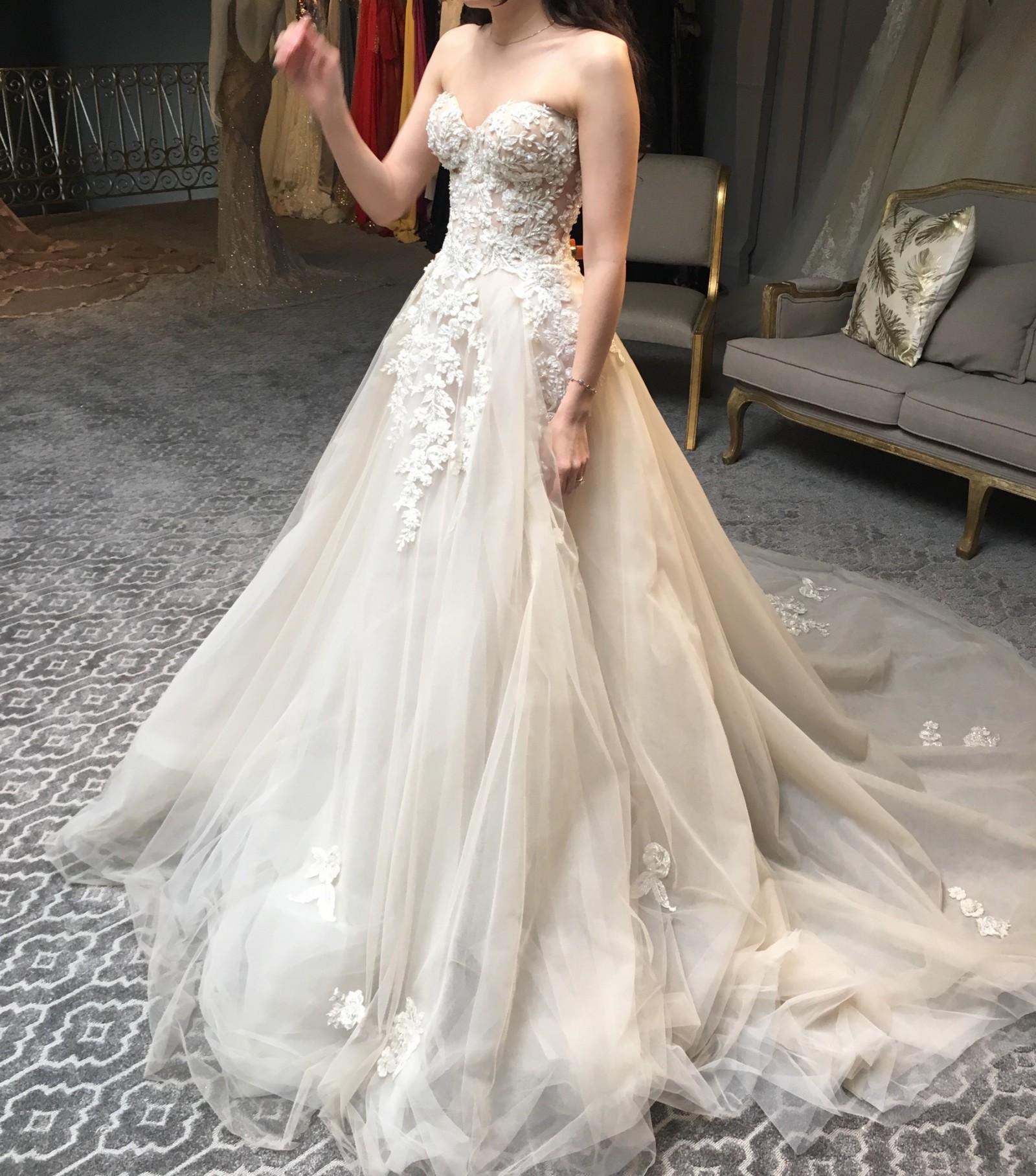 Galia Lahav Gia Preowned Wedding Dress On Sale 43% Off