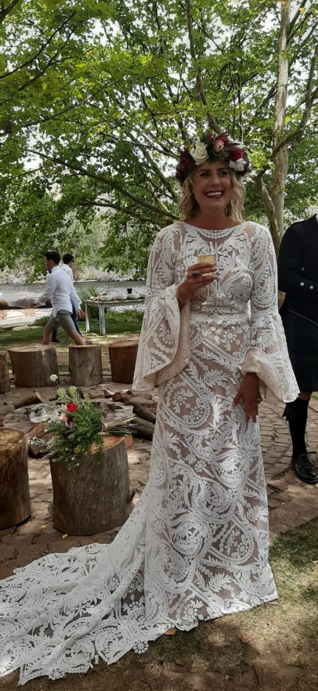 Vagabond bridal Lotus