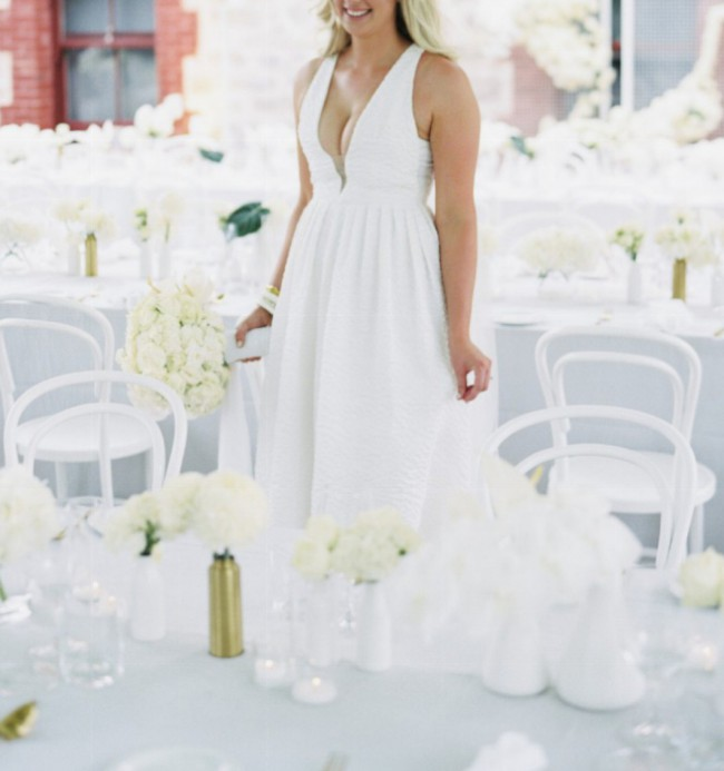 Alex Perry Wedding Gowns: Alex Perry Preowned Wedding Dress On Sale 59% Off