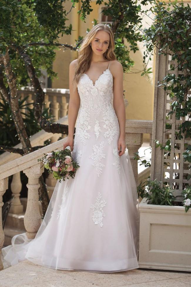 Sincerity Bridal 44091