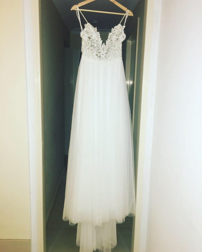 Made With Love, Sienna With Tulle Skirt