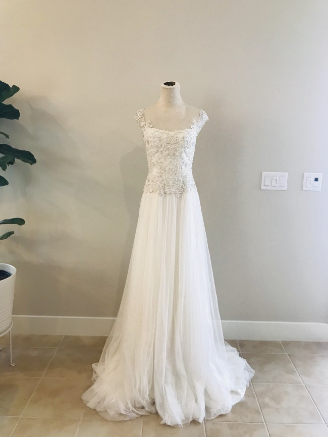 Marchesa Authentic wedding dress