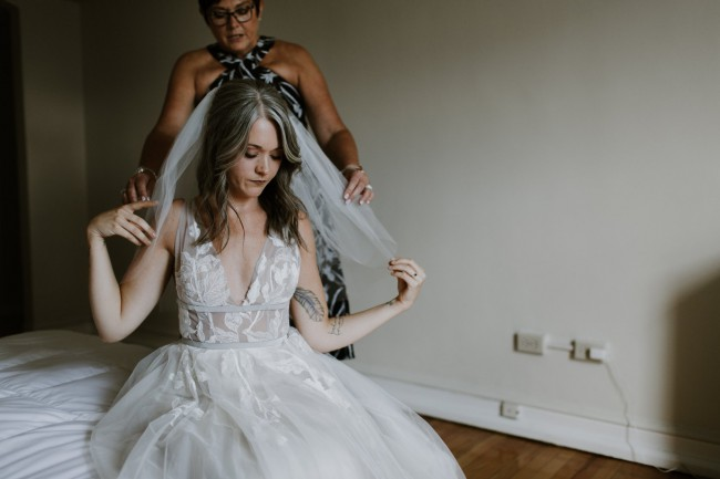 BHLDN, Hearst Gown