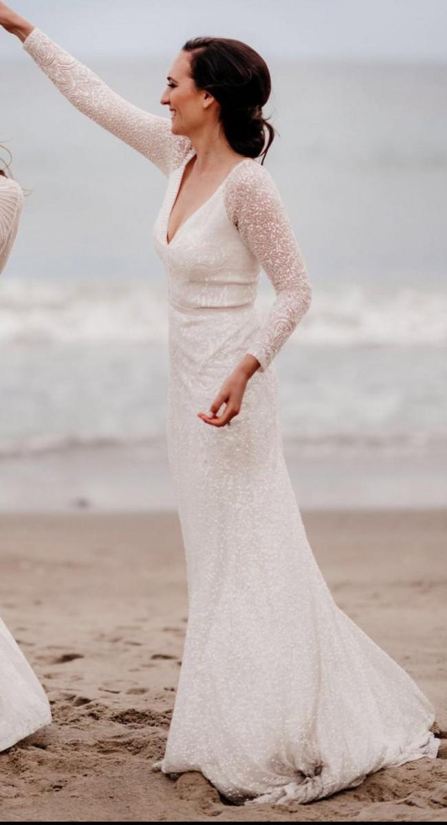 Karen Willis Holmes, Celine Gown