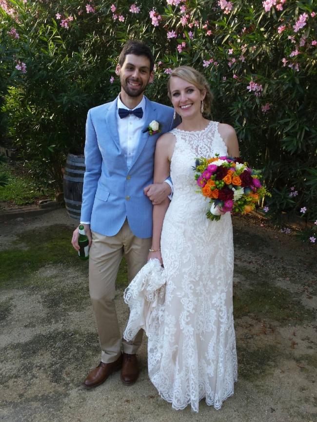 f33291f4 Sottero and Midgley Winifred Second Hand Wedding Dress on Sale 40 ...