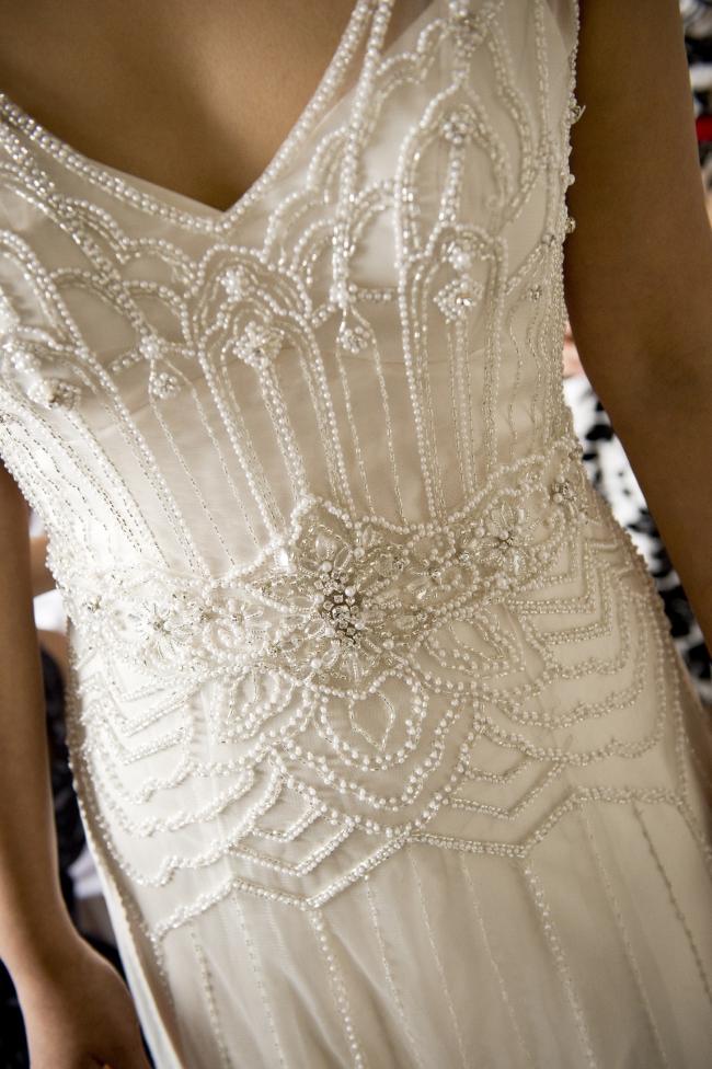 cd0b0aa3bb9 Maggie Sottero Ettia Preloved Wedding Dress on Sale 38% Off - Stillwhite