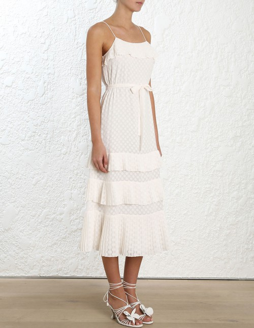 cf766e6a40cf Zimmermann Zimmermann PLISSE SLIP Size 0 Second Hand Wedding Dress ...