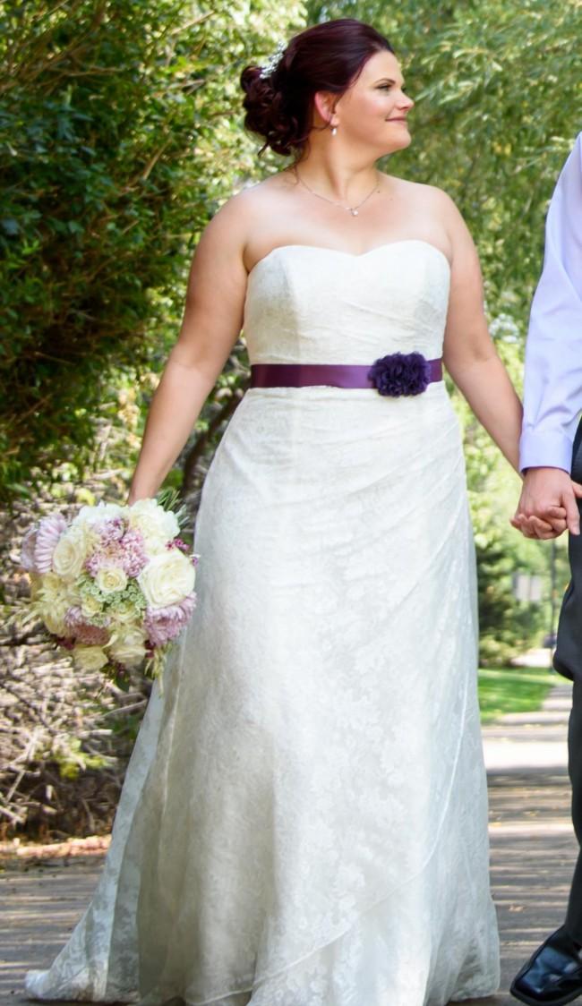 David's Bridal 9WG3805