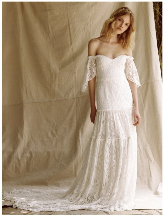 Odylyne The Ceremony, THE MONROSE GOWN