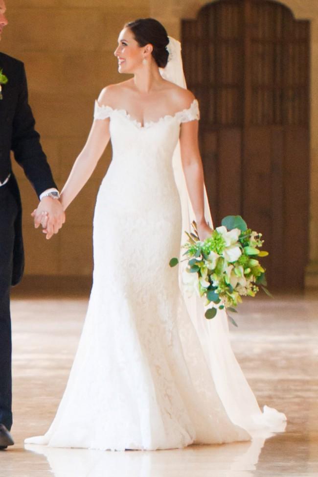 cd8f3c480177 Legends Romona Keveza L6104 Preowned Wedding Dress on Sale 44% Off ...