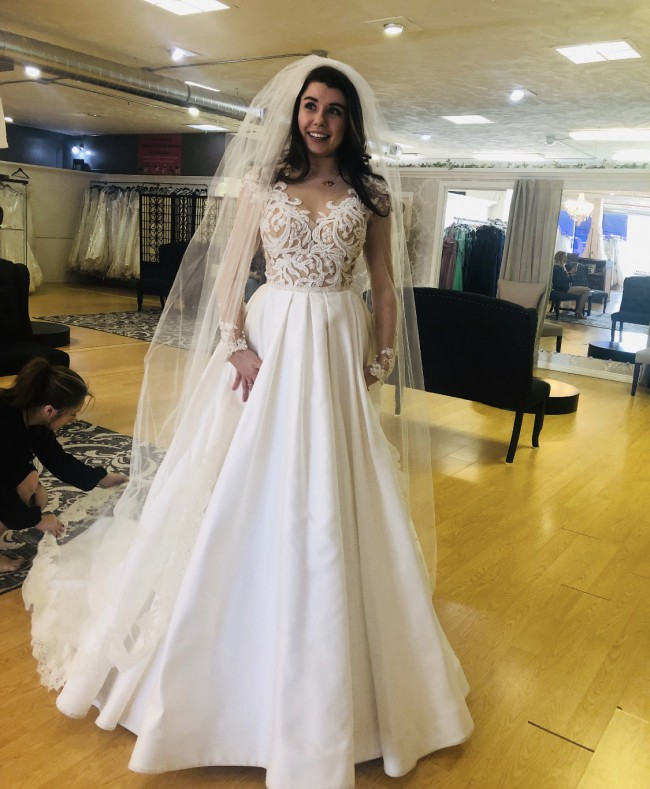 Maria Farbinni Ball Gown