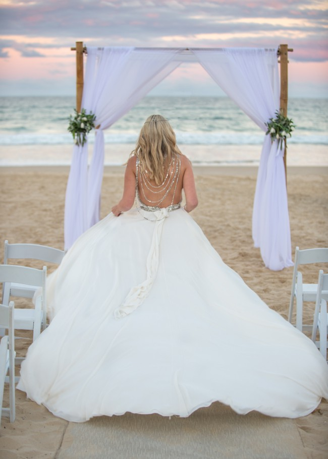 Amanda Wakeley Cleopatra Dress
