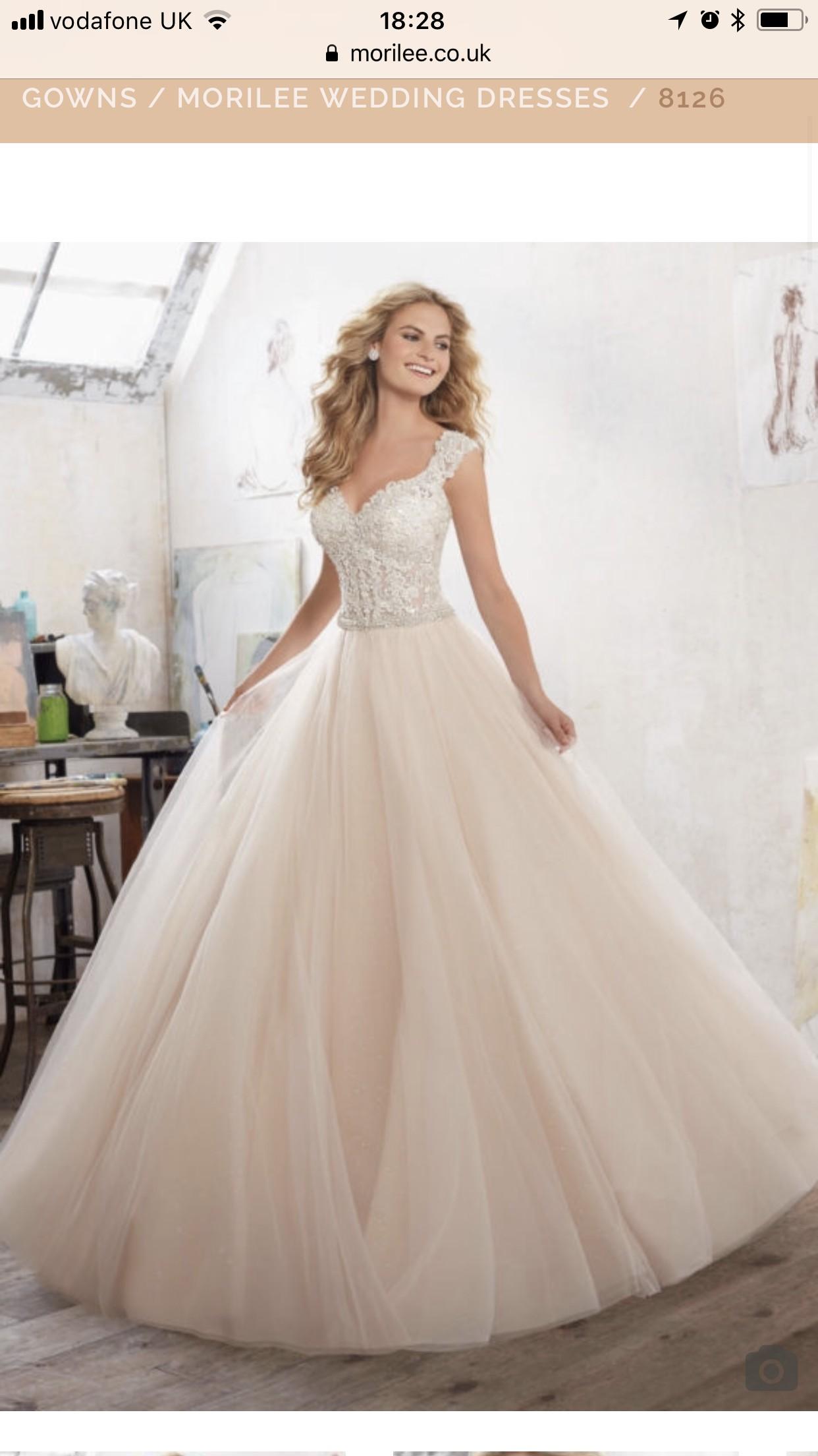 Morilee Wedding Dresses.Morilee 8126 Marigold Wedding Dress On Sale 50 Off