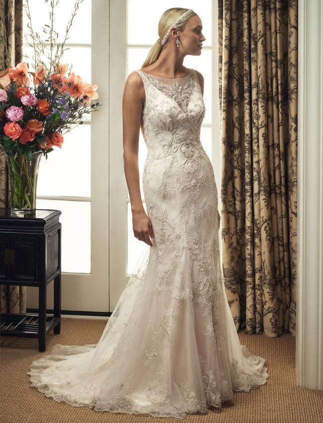 Casablanca Bridal 2211