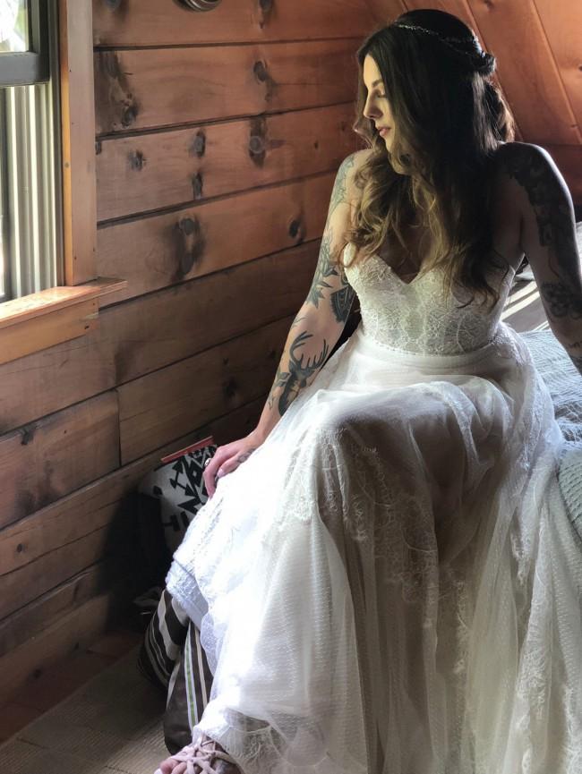 Flora Bridal Kate