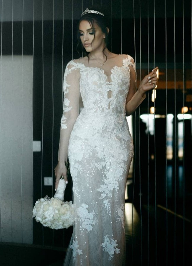 Crystal Design Bridal, Nika Dress