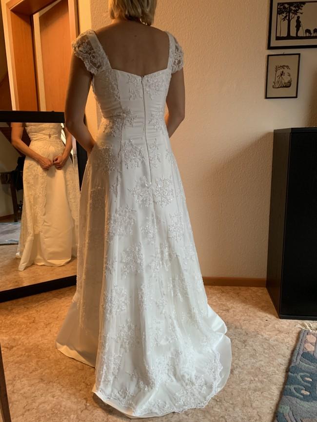 Isabel Wedding Dress Princess
