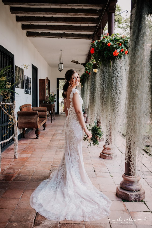 BHLDN Milano Gown