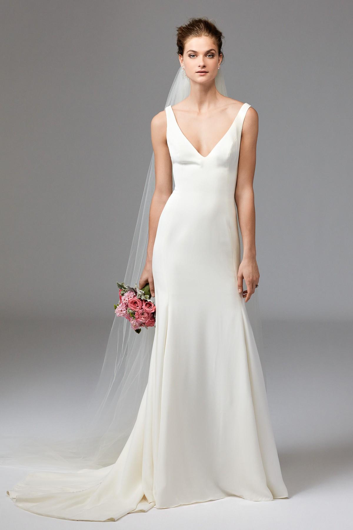ребекка фергюсон свадебное платье из шелка фото самому изготовить