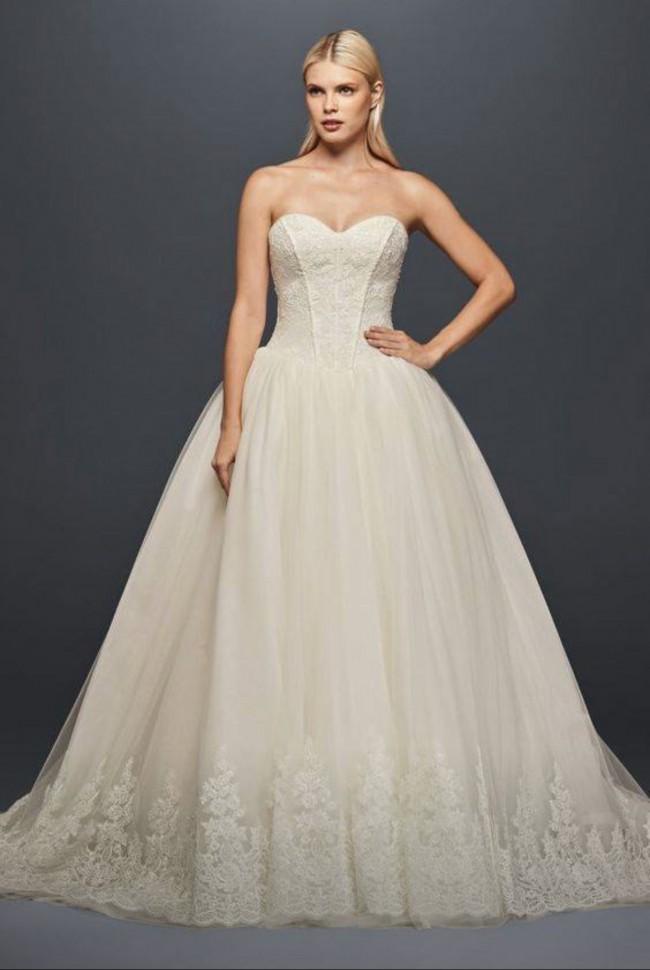 6c28243ebb43 Truly Zac Posen Second Hand Wedding Dress on Sale 76% Off ...