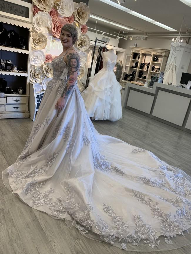 Allure Bridals C580