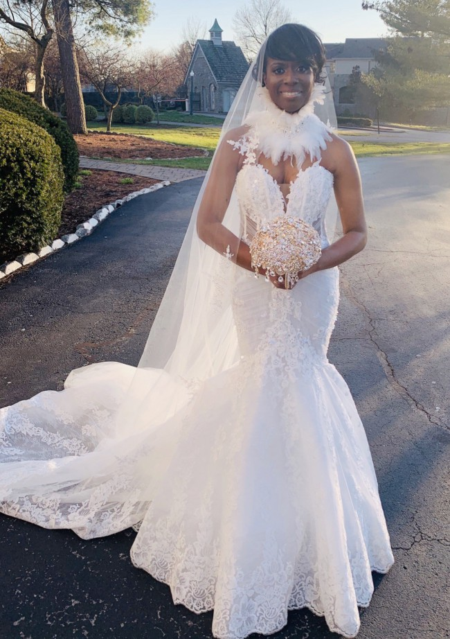 Tony Ward Bridal gown 6611 - SPARKLE 506