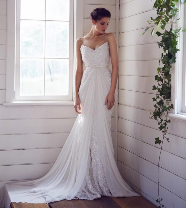 Karen Willis Holmes Anya Gown