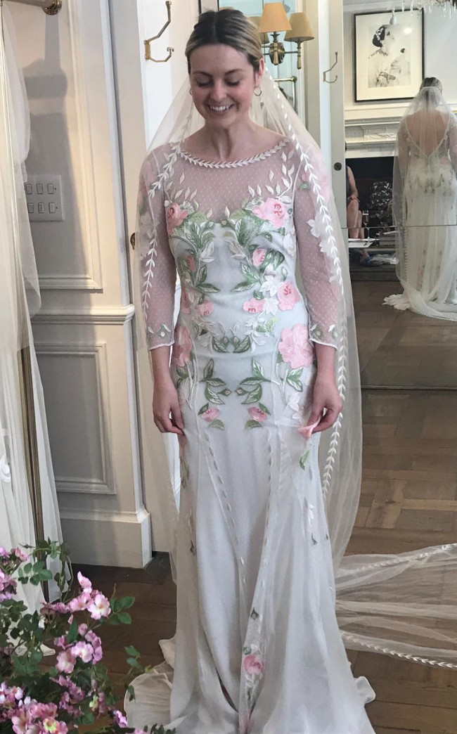 Temperley London Aubrey