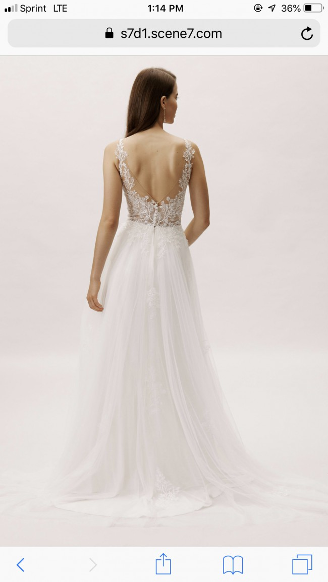 BHLDN Be True Gown