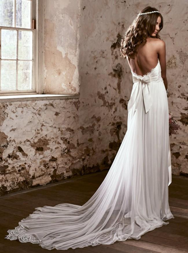 Anna Campbell Brooklyn Silk Tulle Dress