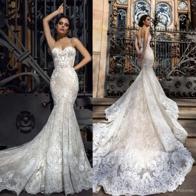 bad7b33a305b Crystal Design Onuka Second Hand Wedding Dress on Sale 71% Off ...
