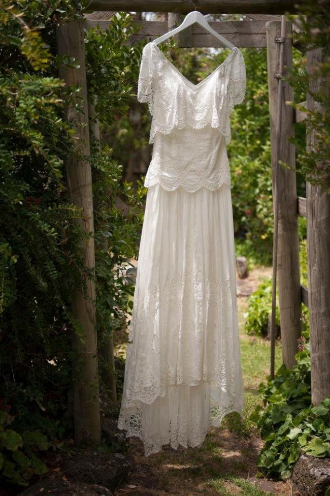 Rue De Seine, Eve gown