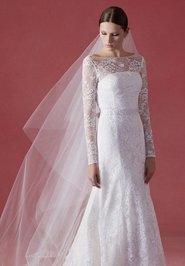 Oscar de la Renta New Faith Gown