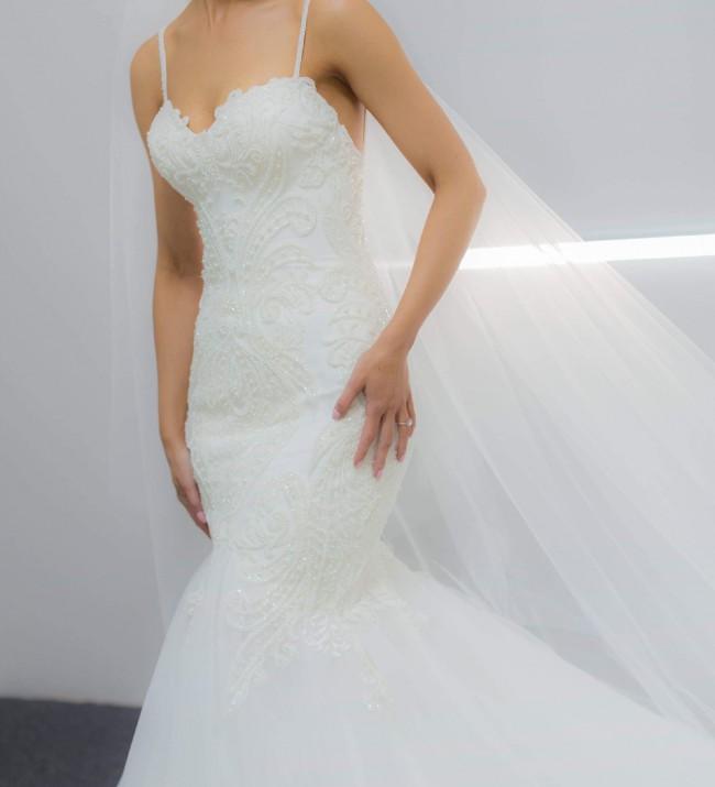 Blanche Bridal Valentina