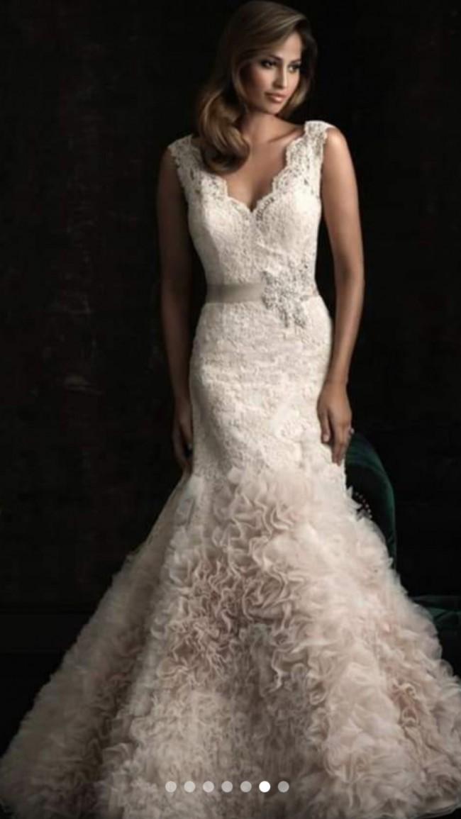Allure Bridals custom