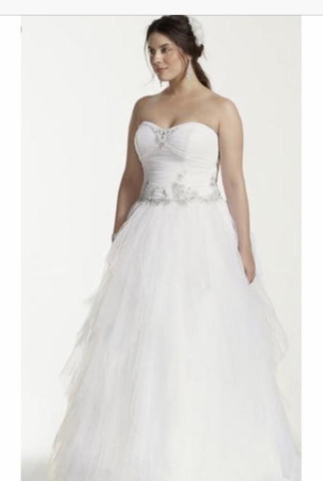 David's Bridal Jewel 9WG3735