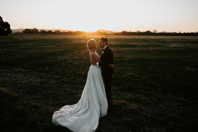 One Day Bridal Pfieffer gown