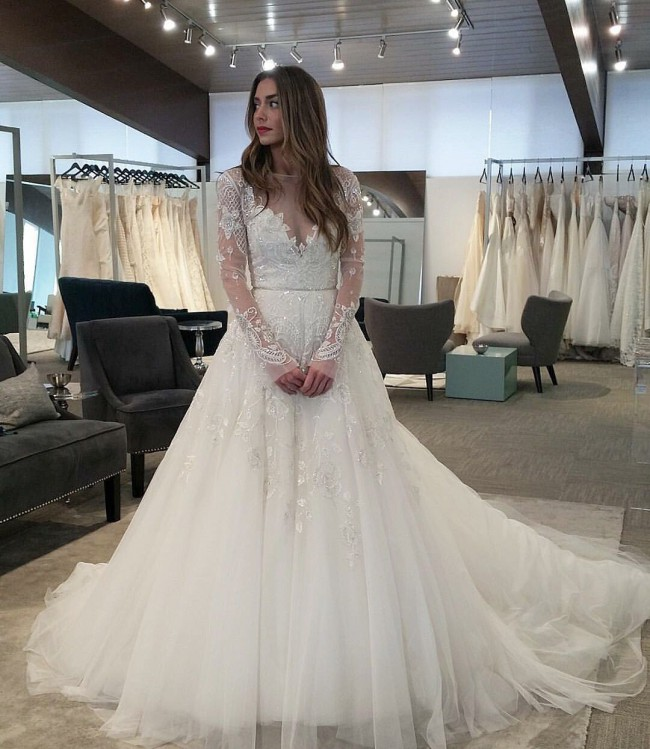 Hayley Paige Hayley Gown