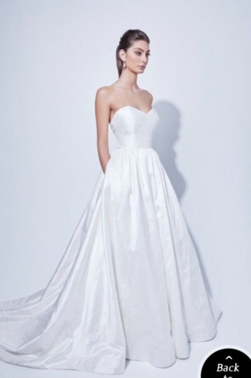 Amaline Vitale, Ball Gown