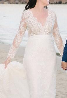 Carolina Herrera Claudette Wedding Dress