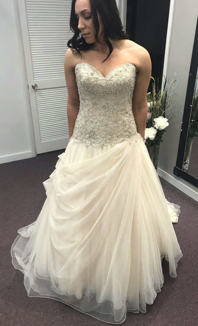 Allure Bridals 8901
