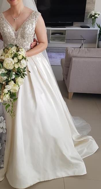 Allure Bridals MJ350