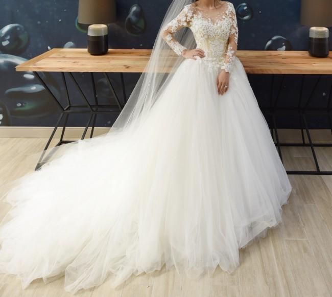 Pronovias, Ball Gown
