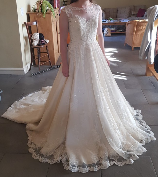 Jade Daniels A line dress