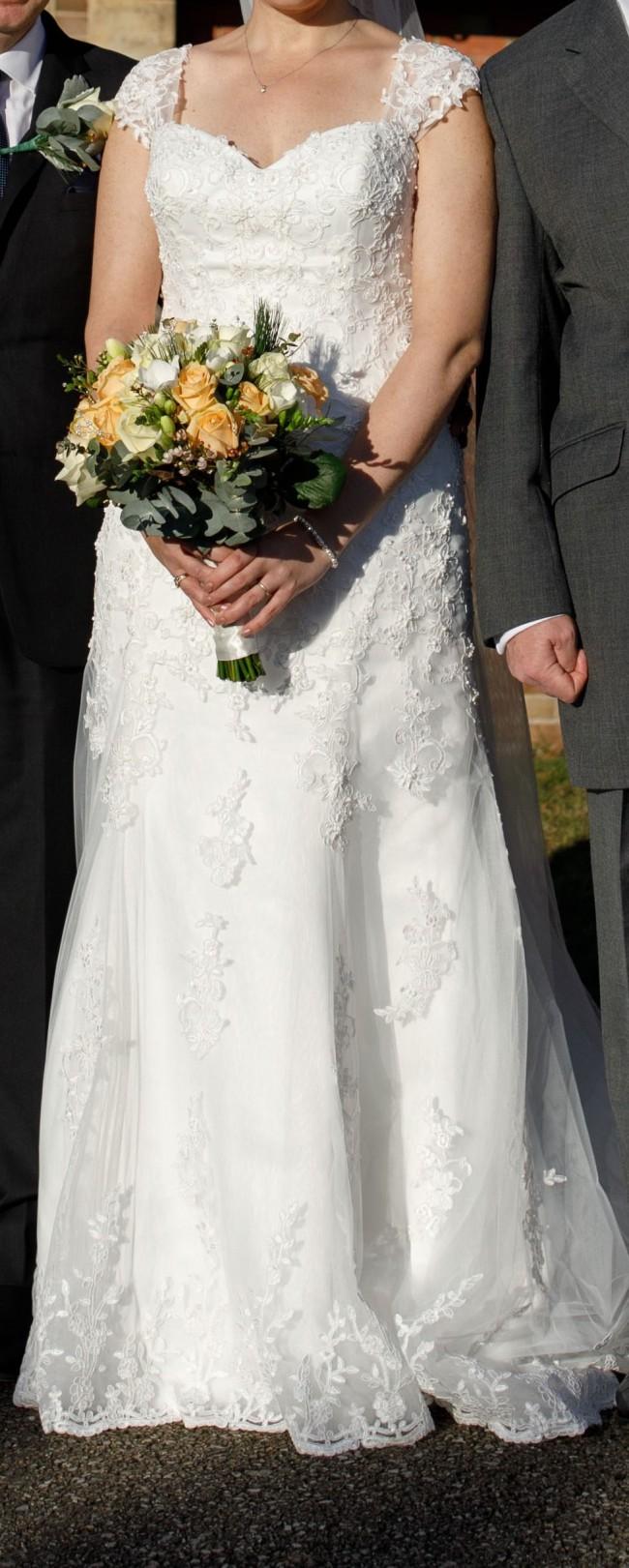 Cizzy Bridal, Princess Bella, CZ2297