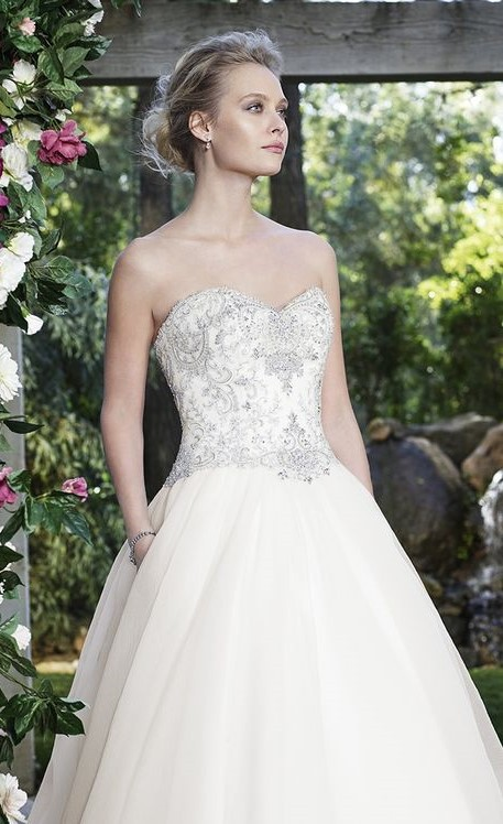 Casablanca Bridal Marigold F16589080416 B06-2249